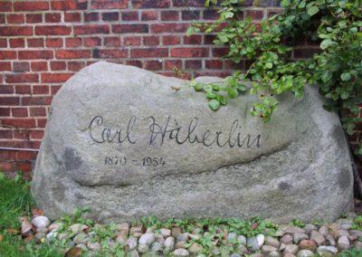 Gedenkstein Carl Häberlin