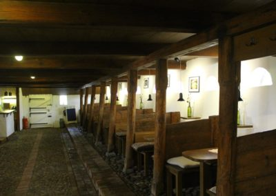 Stall-Café